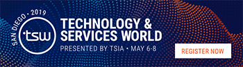 Technology & Services World graphic