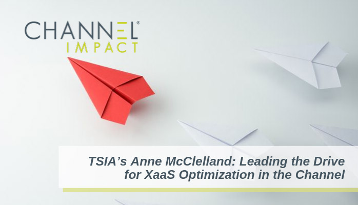 Leading the Drive for XaaS Optimization in the Channel graphic