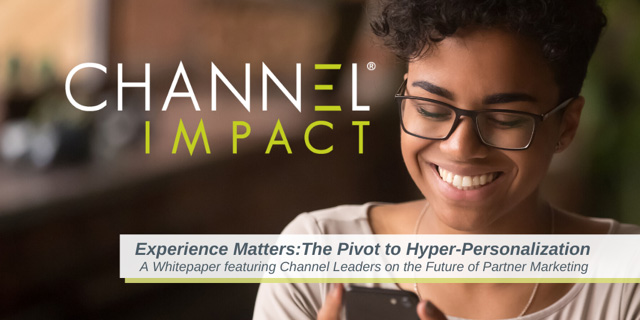 Experience Matters: the Pivot to Hyper-Personalization graphic