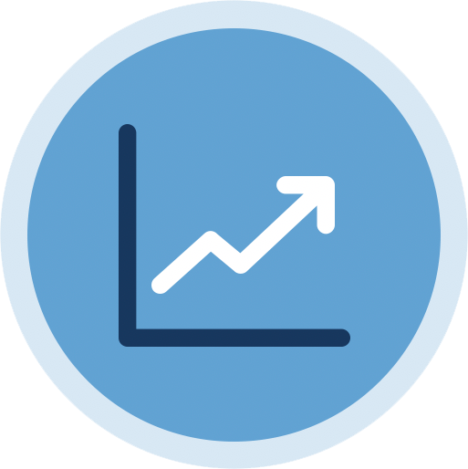 measure analytics icon